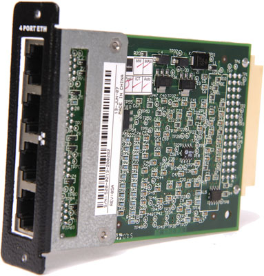 Picture of D400 Ethernet 4 Port Switch Assembly